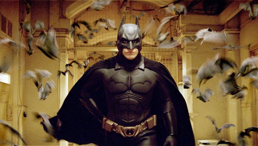 Batman Begins - Bildquelle: 2005 Warner Brothers