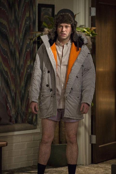 Nicht nur Danny ist völlig betrunken, auch Justin (Brent Morin) kommt nicht mehr klar ... - Bildquelle: Warner Brothers