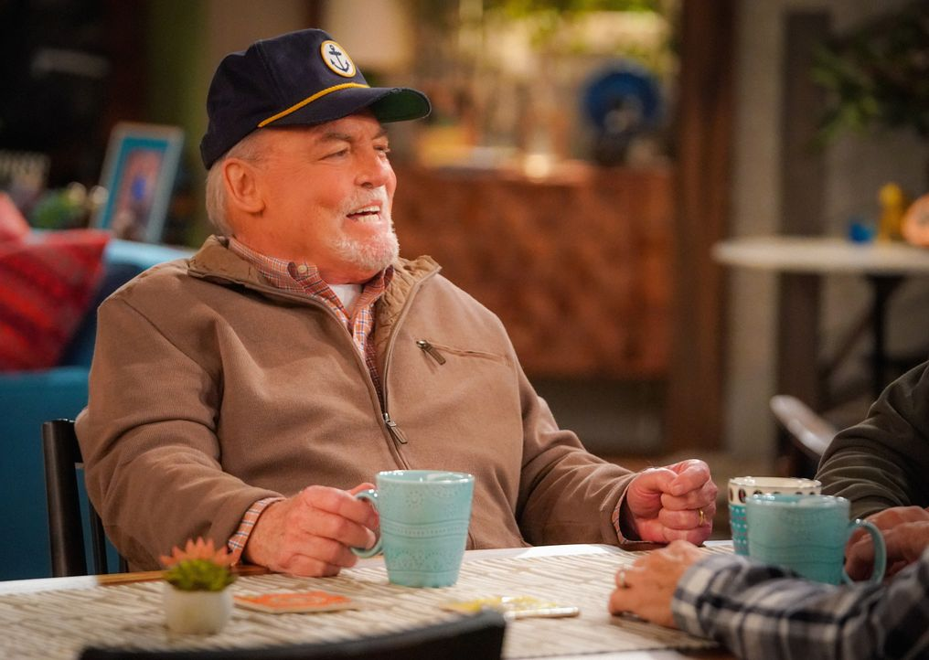 Joe (Stacy Keach) - Bildquelle: Sonja Flemming 2019 CBS Broadcasting Inc. All Rights Reserved. / Sonja Flemming
