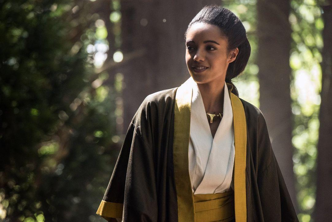 Wird sich Amaya (Maisie Richardson-Sellers) darauf einlassen, den Legends zu helfen, nachdem Nate entdeckt, dass er Kräfte hat und diese nicht kontr... - Bildquelle: Warner Brothers