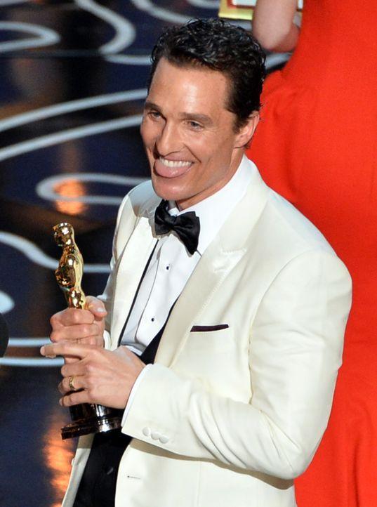 Matthew McConaughy - Bildquelle: getty AFP
