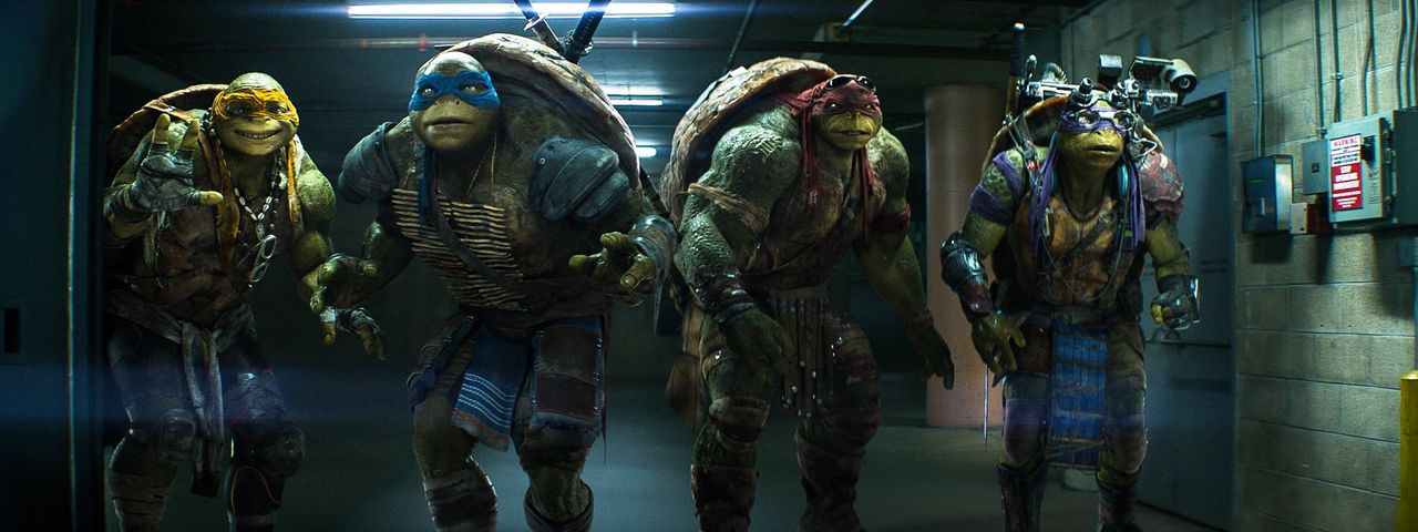 teenage-mutant-ninja-turtles-32-Paramount-Pictures - Bildquelle: Paramount Pictures