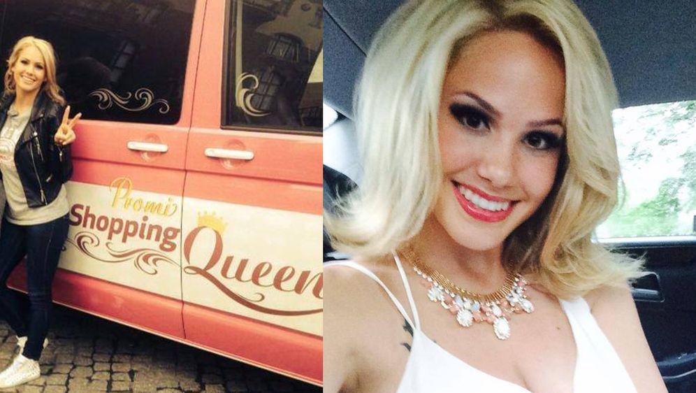 Shopping Queen Angelina Heger
