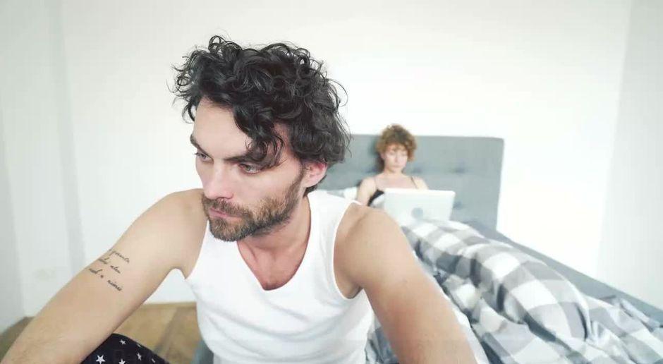 Zu müde für sex