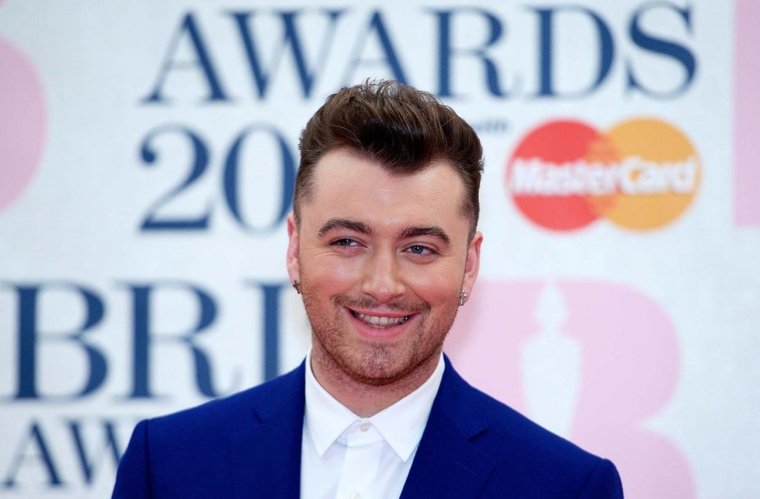 BRIT-Awards-Sam-Smith-15-02-25-1-dpa - Bildquelle: dpa