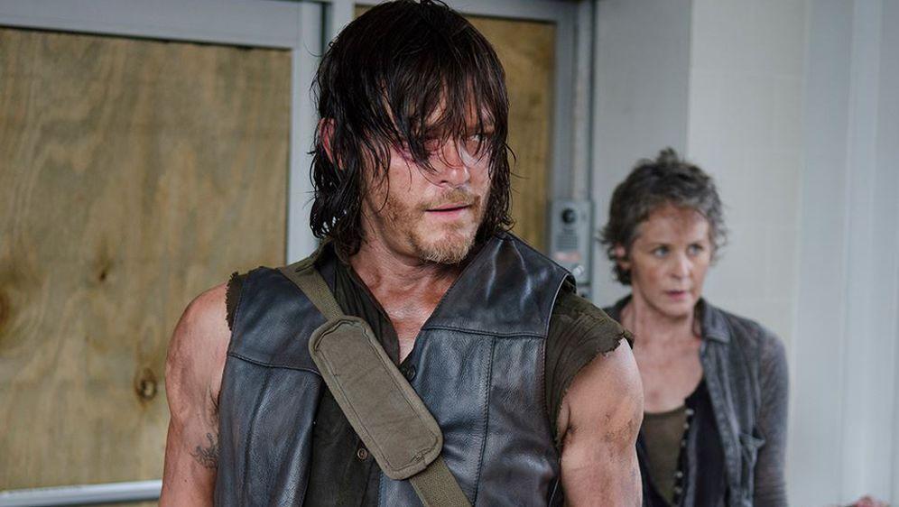 Wird Daryl und Carol immer wieder anhaken
