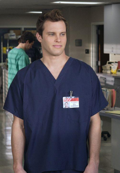 J.D. ist zunehmend genervt von seinem Assistenten Keith (Travis Schuldt), der ein wahrer Muster-Mediziner ist und zudem auch noch ein Verhältnis mi... - Bildquelle: Touchstone Television