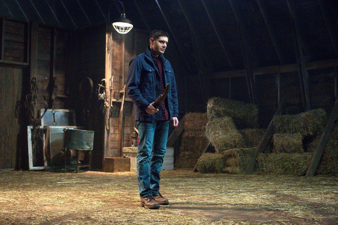 Dean (Jensen Ackles) schmiedet ein Plan, der bei Erfolg viele Menschenleben retten würde, andererseits aber auch sein eigenes kosten könnte ... - Bildquelle: 2016 Warner Brothers