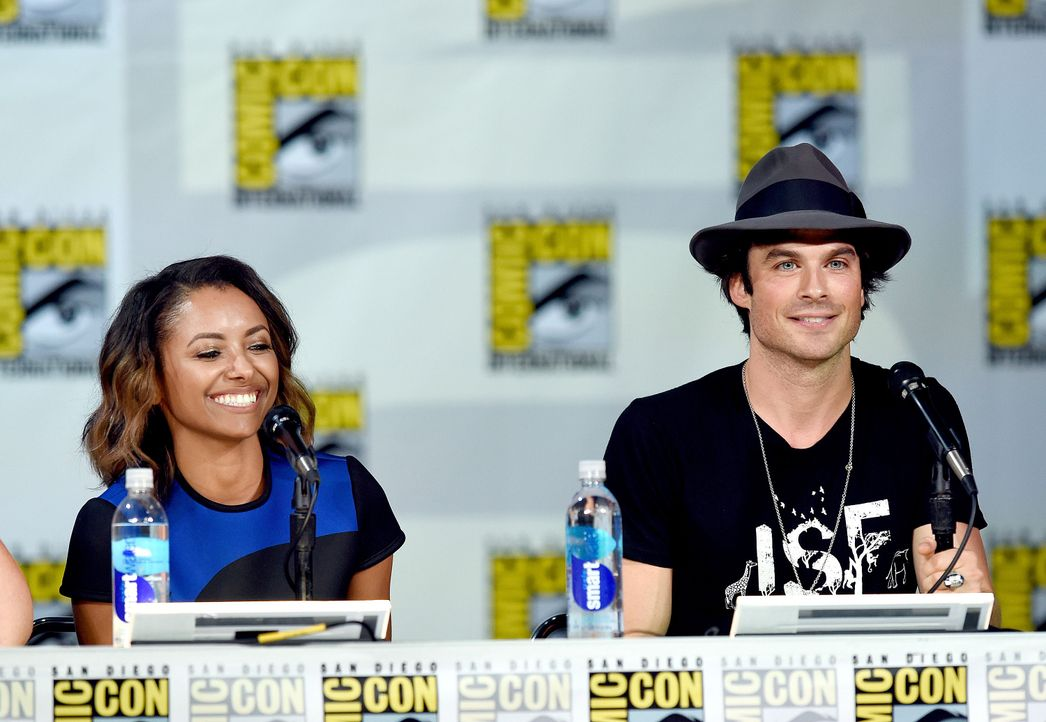 Katarina-Graham-Ian-Somerhalder-14-07-26-AFP - Bildquelle: Getty-AFP