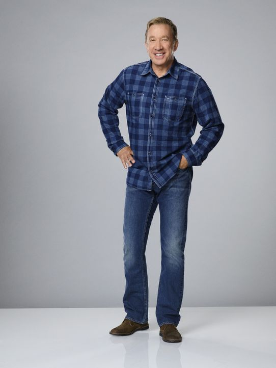 (4. Staffel) - Mike Baxter (Tim Allen) sorgt für allerhand Chaos in seiner Familie ... - Bildquelle: 2014-2015 American Broadcasting Companies.  All rights reserved.