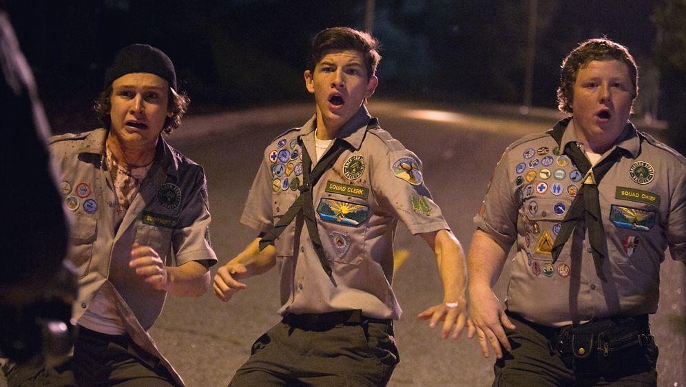 Scouts vs. Zombies - Handbuch zur Zombie-Apokalypse - Bildquelle: Jamie Trueblood 2015 Paramount Pictures. All Rights Reserved.