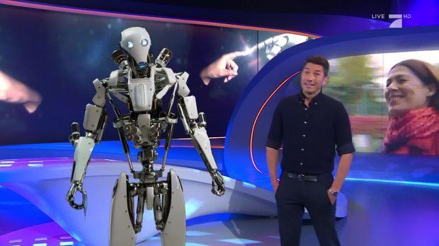 Galileo - Galileo - Mittwoch: Was Wäre, Wenn ... Roboter Den Alltag übernähmen?