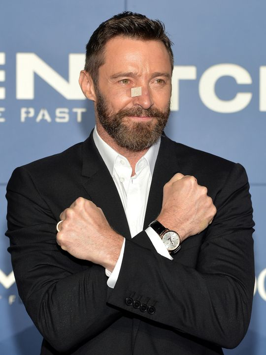 X-Men-Days-of-Future-Past-Premiere-New-York-Hugh-Jackman-4-140510-getty-AFP - Bildquelle: getty-AFP