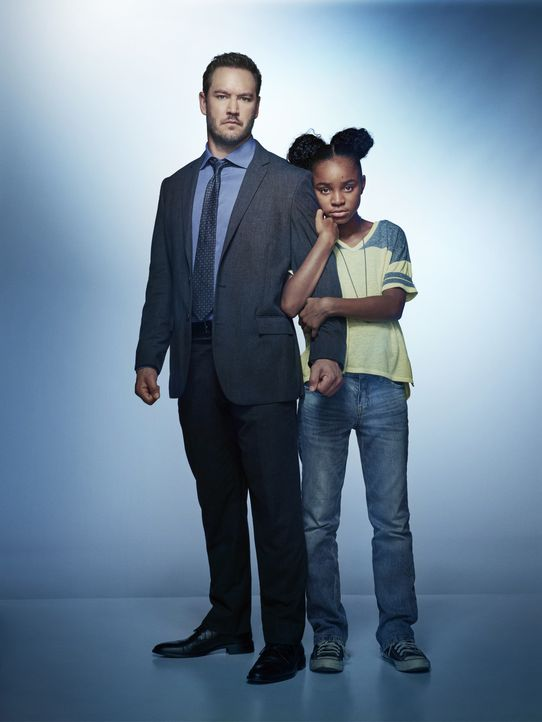 (1. Staffel) - Brad Wolgast (Mark-Paul Gosselaar, l.); Amy Bellafonte (Saniyya Sidney, r.) - Bildquelle: Erika Doss 2019 Fox and its related entities.  All rights reserved. / Erika Doss