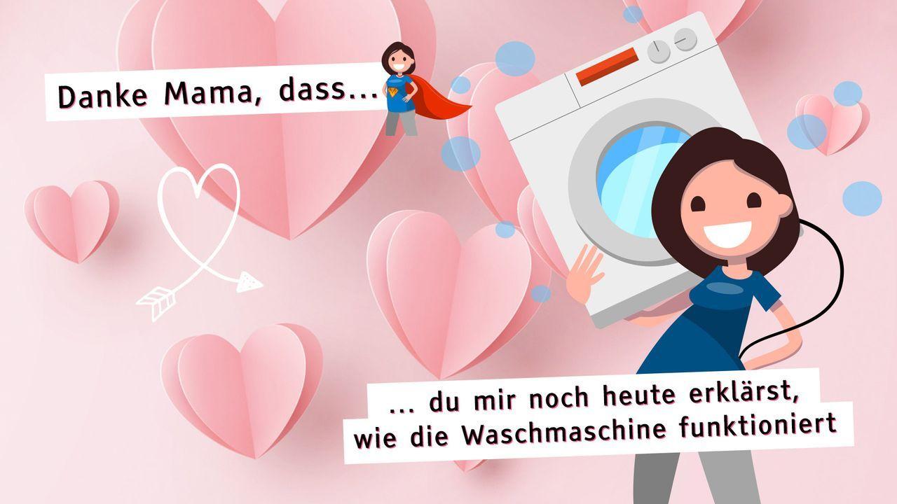 Waschmaschine - Bildquelle: ProSieben