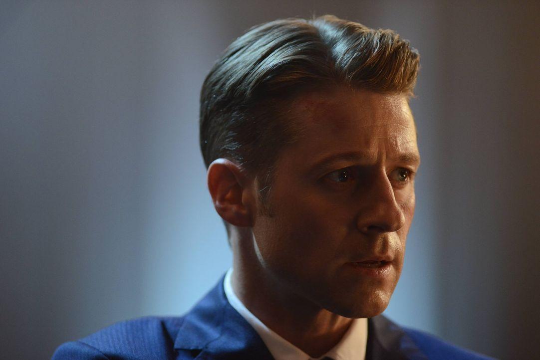 Harvey Bullock ist zurück. Gemeinsam mit Jim Gordon (Ben McKenzie) jagt er einen Widersacher aus der Vergangenheit ... - Bildquelle: Warner Brothers