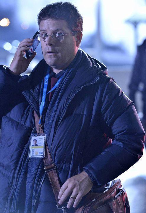 Jim Kent (Sean Astin) ist geschockt, als ihm bewusst wird, was den Passagieren des Flugs 753 passiert ist ... - Bildquelle: 2014 Fox and its related entities. All rights reserved.