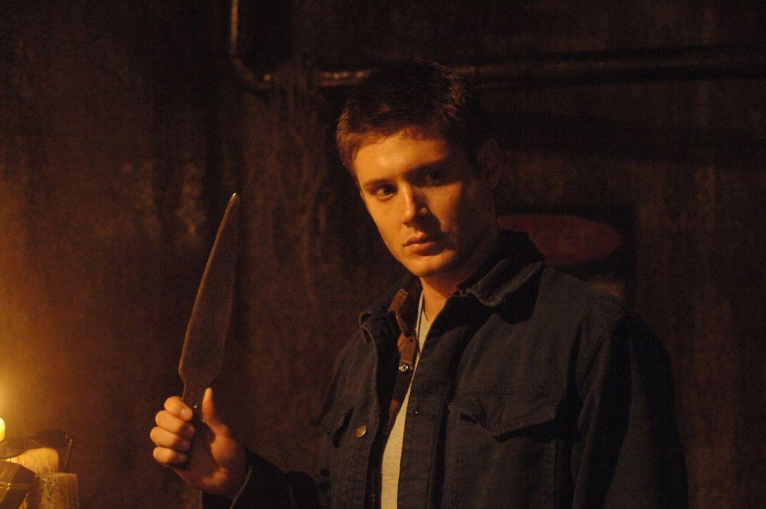 Mit wem hat es Sam zu tun? Mit Dean (Jensen Ackles) oder dem Formwandler? - Bildquelle: Warner Bros. Television
