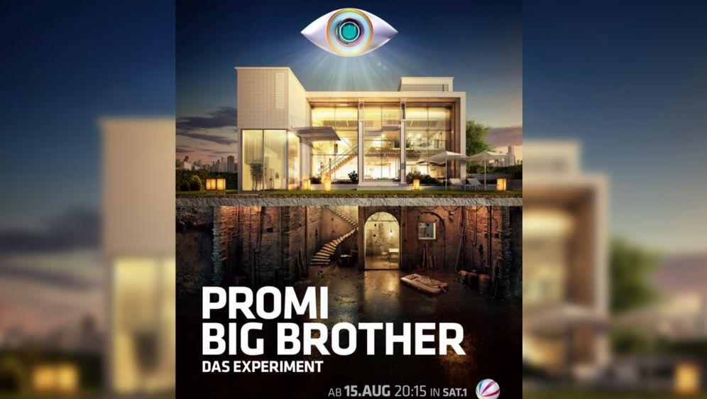 - Bildquelle: Promi Big Brother/SAT.1