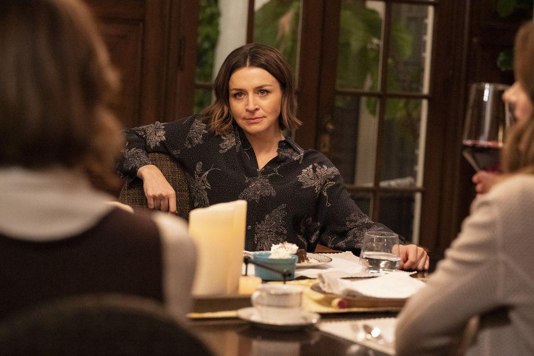 Dr. Amelia Shepherd (Caterina Scorsone) - Bildquelle: Mitch Haaseth ABC Studios