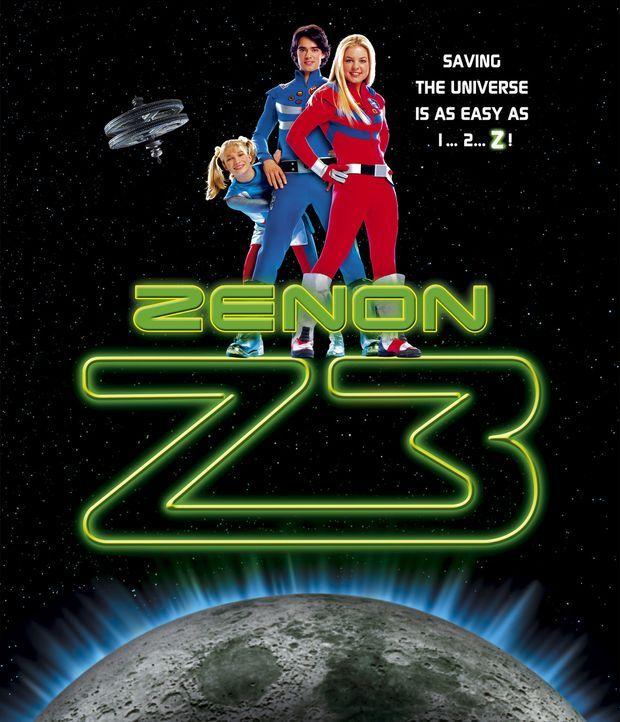 Zenon III: Das Rennen zum Mond mit (v.l.n.r.) Alyson Morgan, Glenn McMillan und Kirsten Storms ? - Bildquelle: The Disney Channel