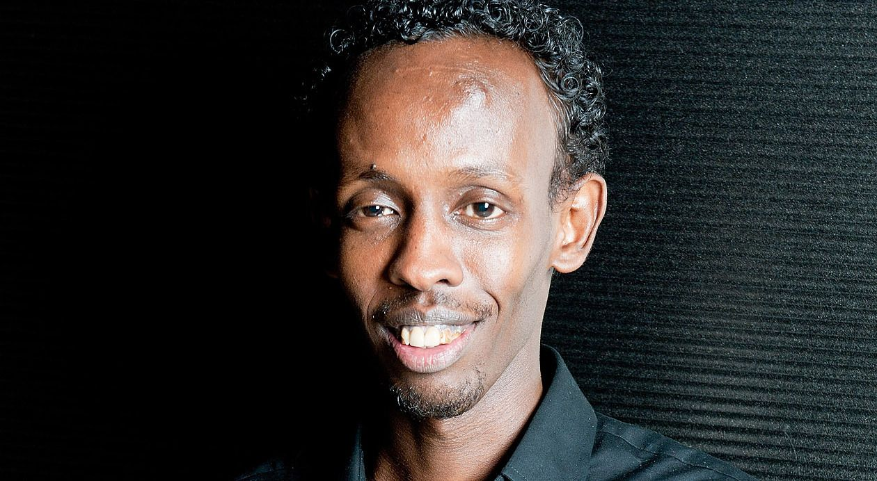 Barkhad-Abdi-13-11-05-getty-AFP - Bildquelle: getty-AFP