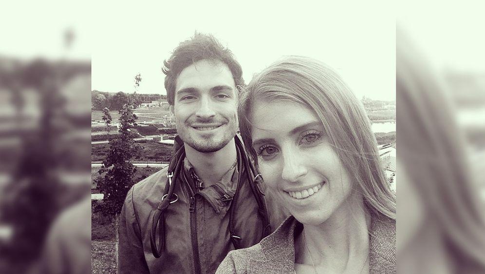Cathy Fischer Heiratet Mats Hummels Stilvolle Hochzeit Bei
