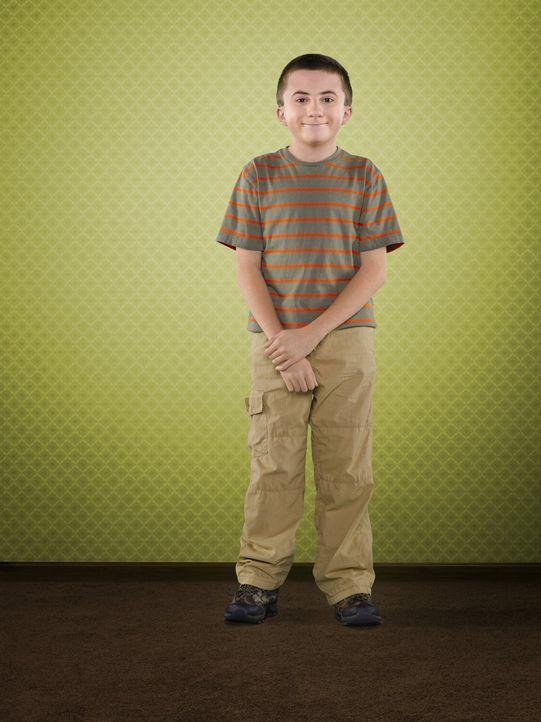 (6. Staffel) - Er ist intelligent und gebildet, hat aber Probleme sich mit anderen Kindern anzufreunden: Brick (Atticus Shaffer) ... - Bildquelle: Warner Brothers