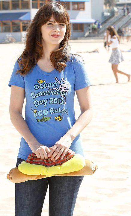 Mit allen Mitteln versucht Jess (Zooey Deschanel), für ihre Schulklasse einen Ausflug ans Meer zu organisieren ... - Bildquelle: TM &   2013 Fox and its related entities. All rights reserved.