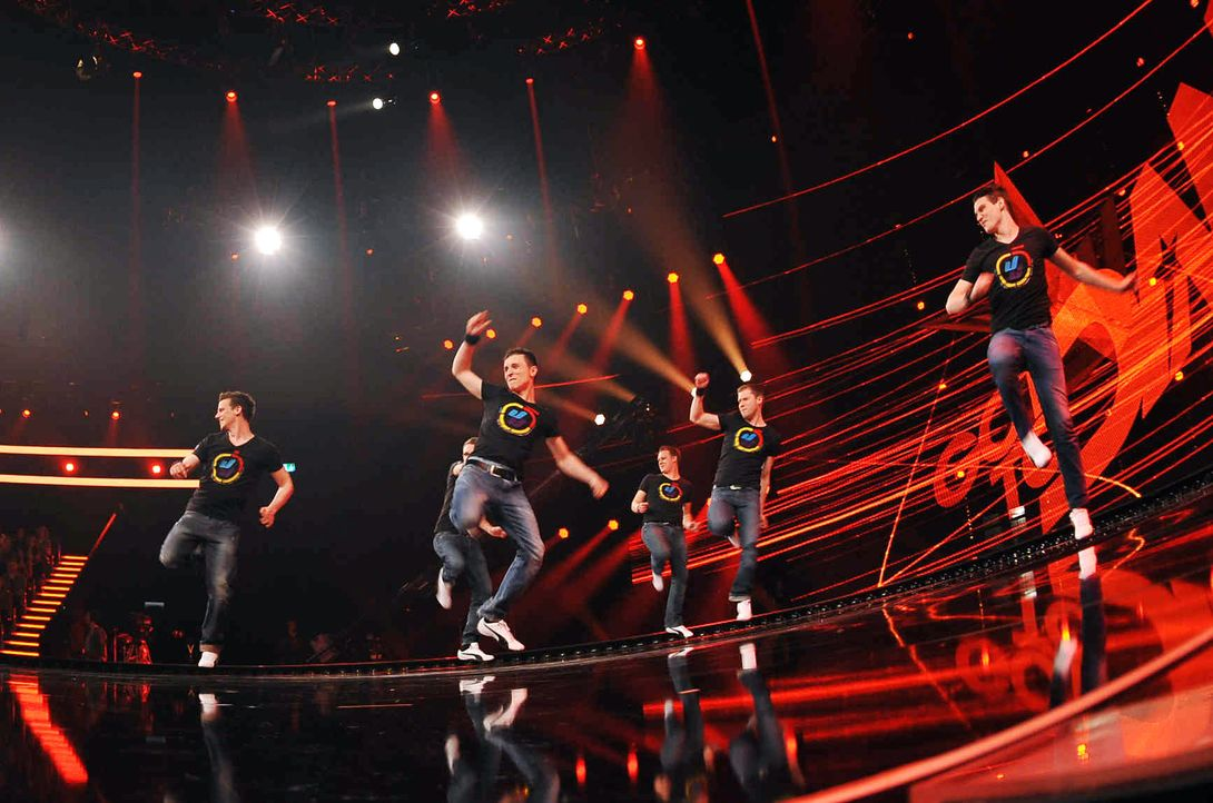 Got-To-Dance-Jump-Jump-01-SAT1-ProSieben-Willi-Weber - Bildquelle: SAT.1/ProSieben/Willi Weber