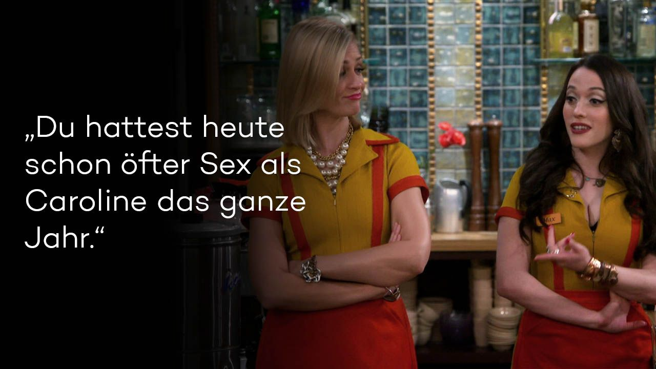 2 Broke Girls Staffel 5 Folge 22 Bild 8