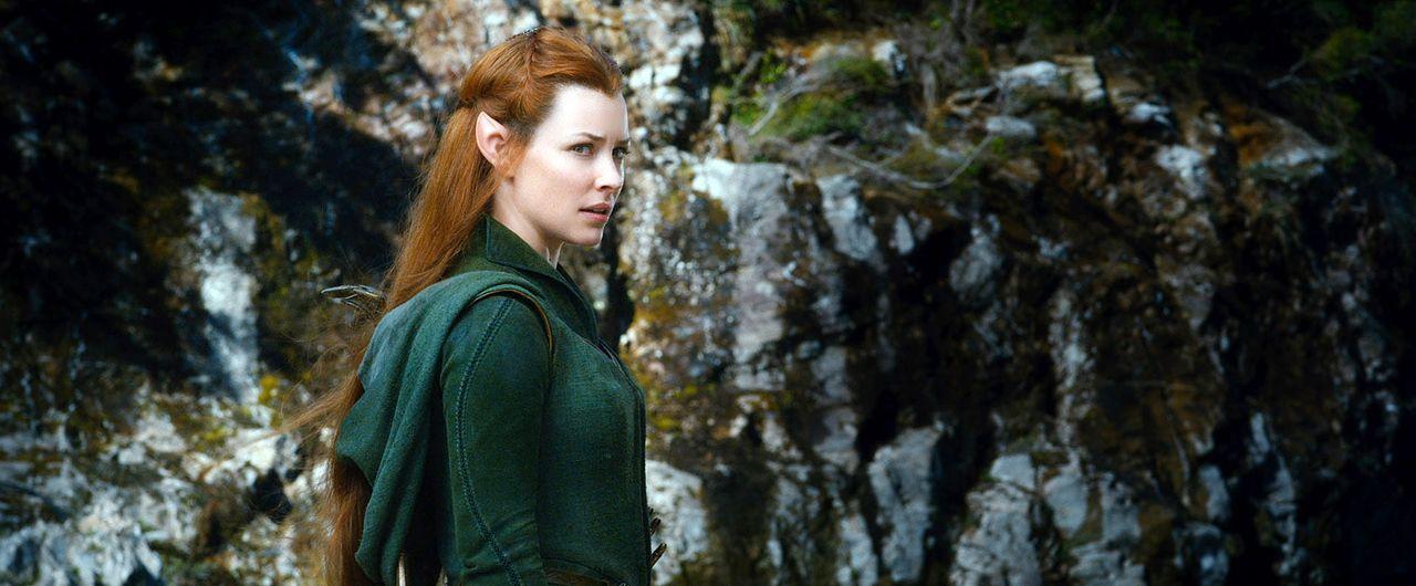 der-hobbit-smaugs-einoede-09-Warner-Bros - Bildquelle: 2013 Warner Bros. Entertainment Inc. and Metro-Goldwyn-Mayer Pictures Inc.