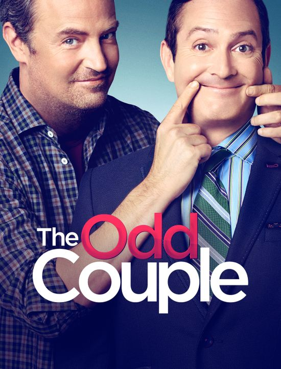 (3. Staffel) - The Odd Couple - Artwork - Bildquelle: 2016 CBS Broadcasting, Inc. All Rights Reserved