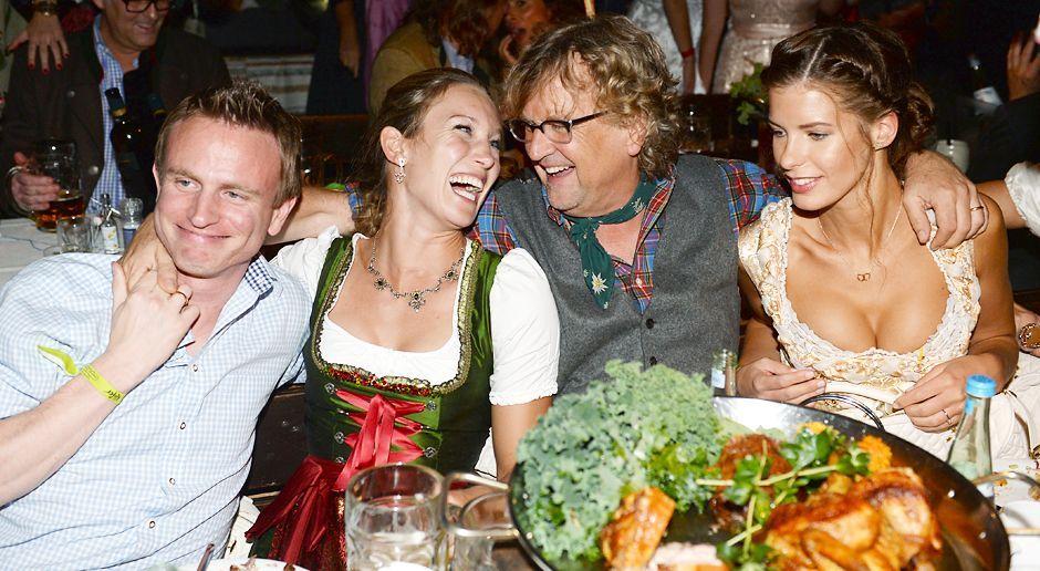 Oktoberfest-Martin-Krug-Christine-Theiss-1-13-09-21-dpa - Bildquelle: dpa picture alliance