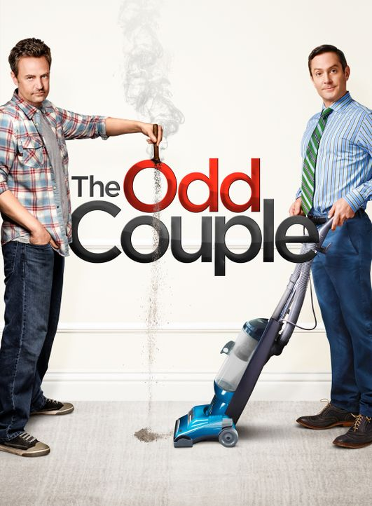 (1. Staffel) - The Odd Couple - Plakatmotiv - Bildquelle: 2014 CBS Broadcasting, Inc. All Rights Reserved