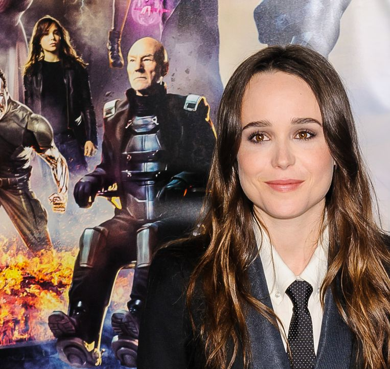 Ellen-Page-X-Men-Days-Of-Future-Past-WENN-com - Bildquelle: WENN.com