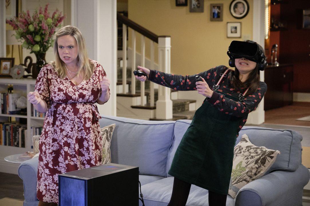 Kristin Baxter (Amanda Fuller, l.); Jen (Krista Marie Yu, r.) - Bildquelle: 2019-2020 Fox Media LLC.  All rights reserved.