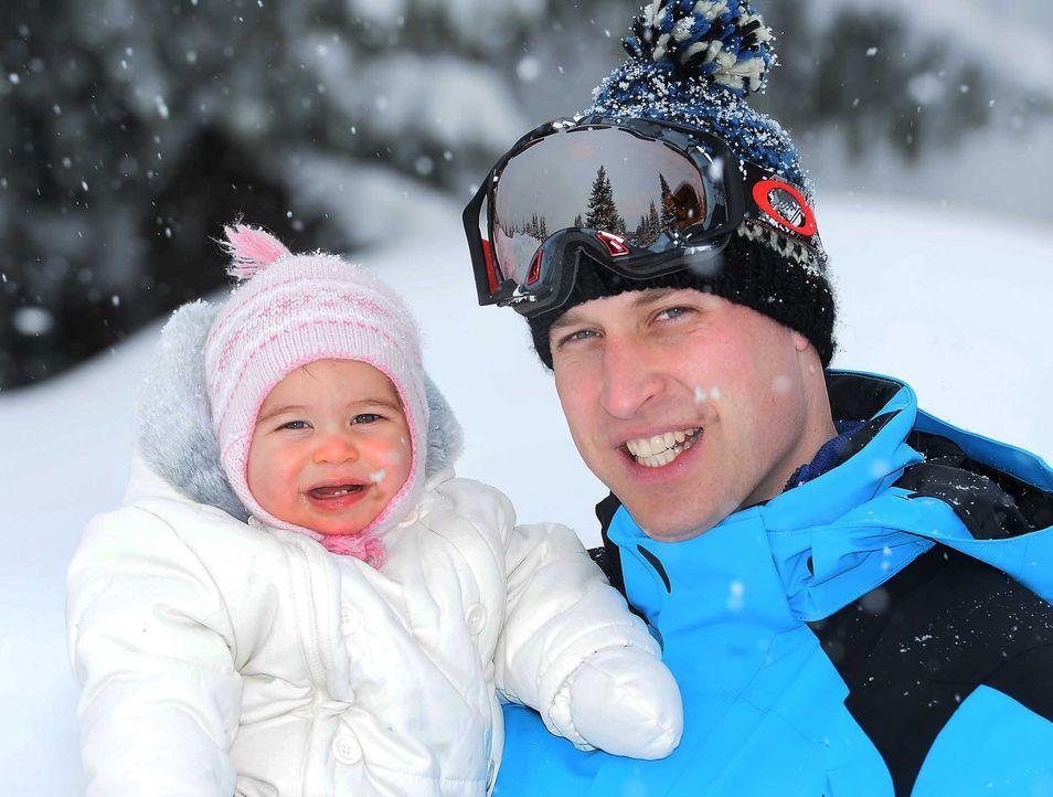 Royals-winterurlaub-4-John Stillwell-POOL-AFP - Bildquelle: John Stillwell/POOL/AFP
