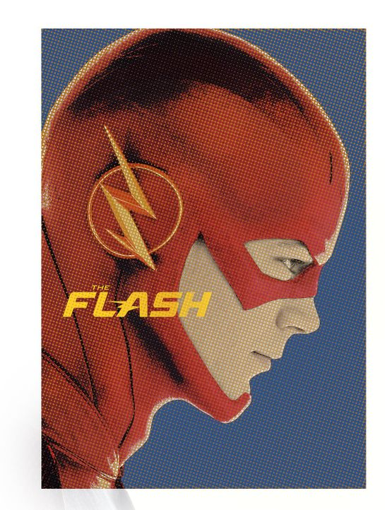 (1. Staffel) - The Flash - Artwork - Bildquelle: Warner Brothers.
