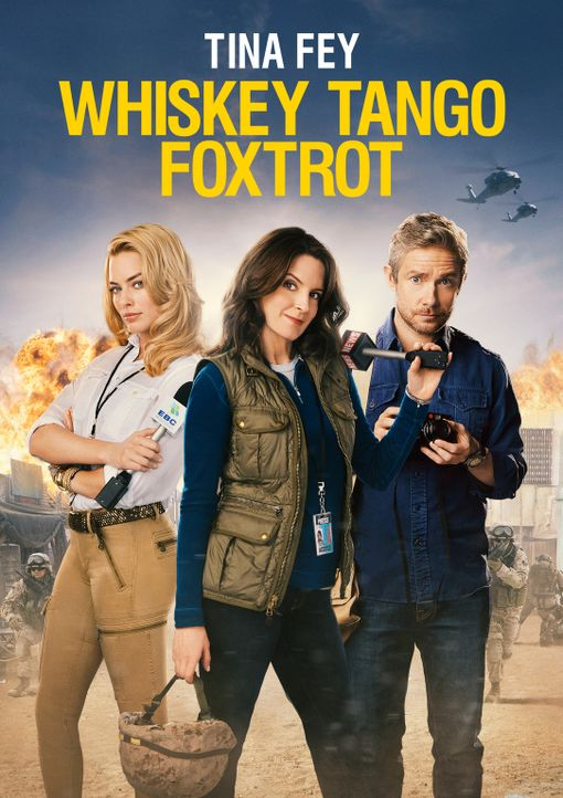 Whiskey Tango Foxtrot - Artwork - Bildquelle: 2015 Paramount Pictures. All Rights Reserved.