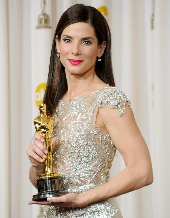 Beste-Hauptdarstellerin-2010-Sandra-Bullock-AFP - Bildquelle: getty-AFP