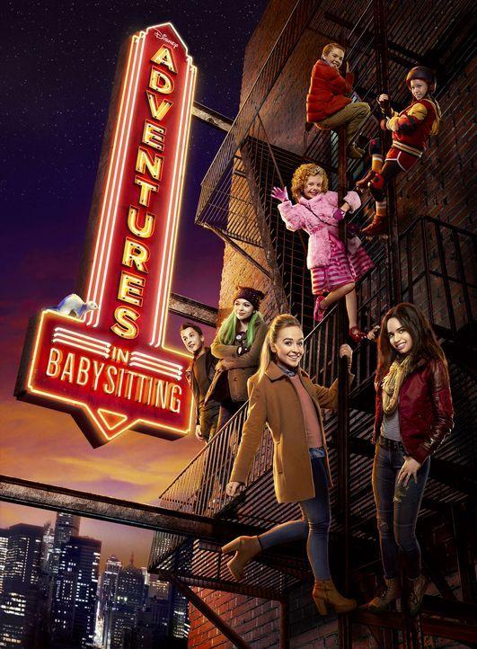 ADVENTURES IN BABYSITTING - Artwork - Bildquelle: 2015 Disney Enterprises, Inc. All Rights Reserved.