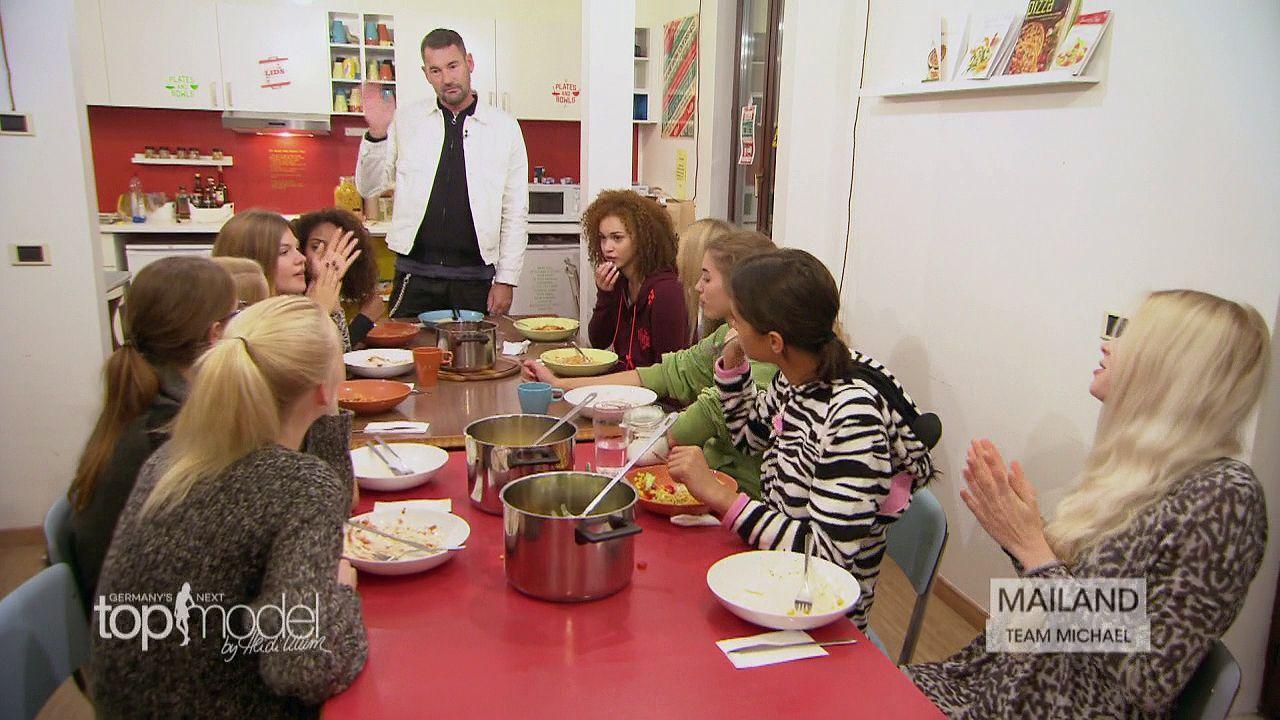GNTM-11-Sendung3_057 - Bildquelle: ProSieben