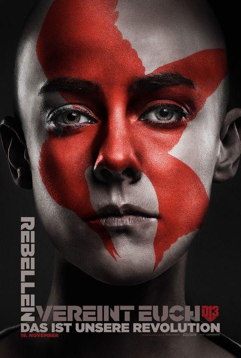 Tribute von Panem: Mockingjay 2 Johanna - Bildquelle: Studiocanal