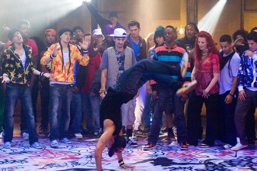 Tanzen ist ihr Leben ... - Bildquelle: Constantin Film