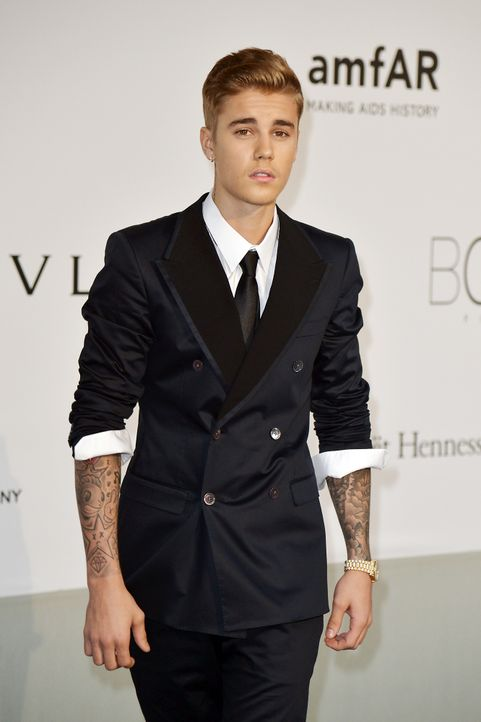 Cannes-Filmfestival-amfAR-Justin-Bieber-140522-AFP - Bildquelle: AFP
