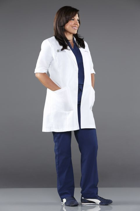 (10. Staffel) - Als Ärztin muss Dr. Callie Torres (Sara Ramirez) täglich mit neuen Überraschungen rechnen ... - Bildquelle: Bob D'Amico 2013 American Broadcasting Companies, Inc. All rights reserved.