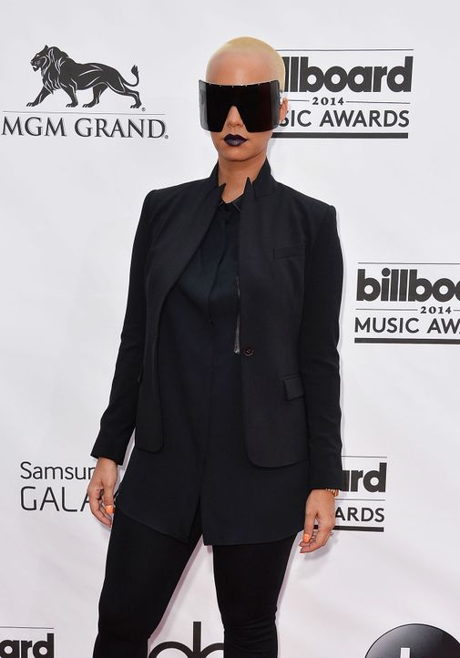 Billboard-Music-Awards-Amber-Rose-14-05-18-getty-AFP - Bildquelle: getty-AFP