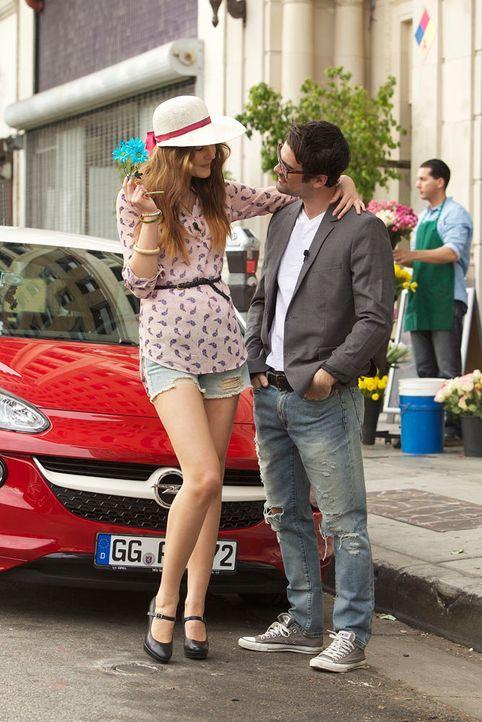 GNTM-Stf09-Epi11-Opel-Casting-070-ProSieben - Bildquelle: ProSieben