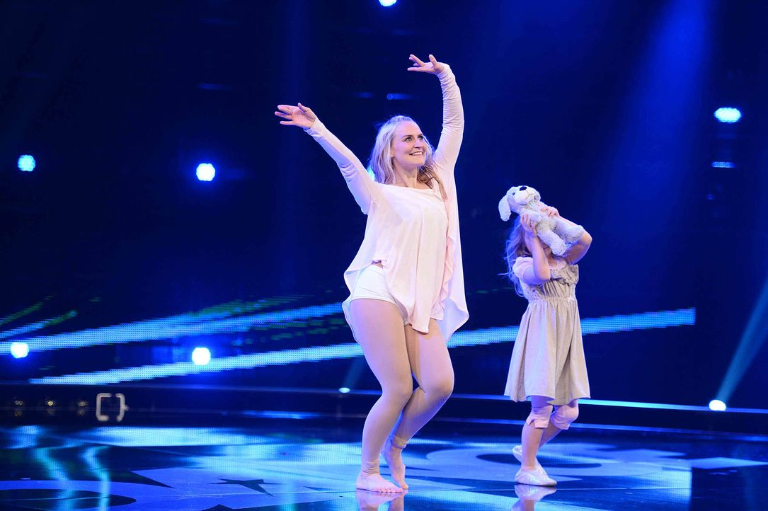 Got-To-Dance-Volteggiare-03-SAT1-ProSieben-Willi-Weber - Bildquelle: SAT.1/ProSieben/Willi Weber